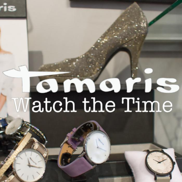 Watch the Time - TAMARIS