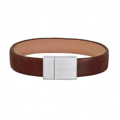 Armband Leather Brown von SON of NOA